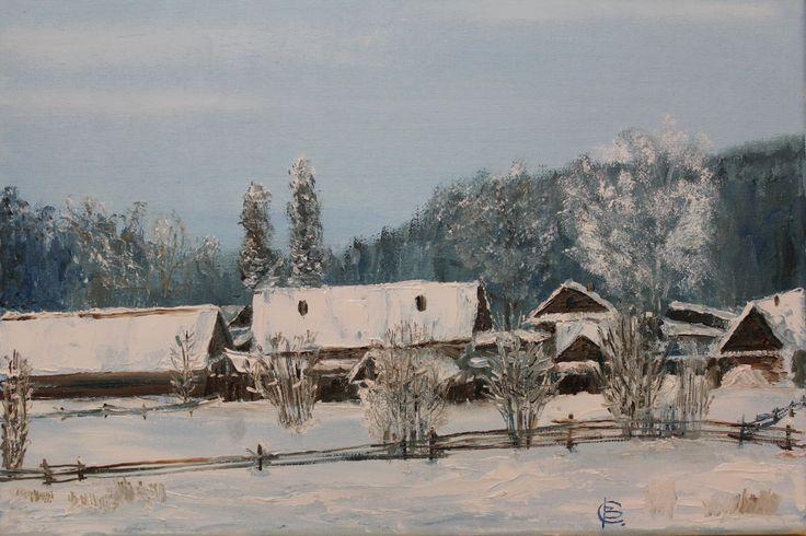 Деревня Ворца.