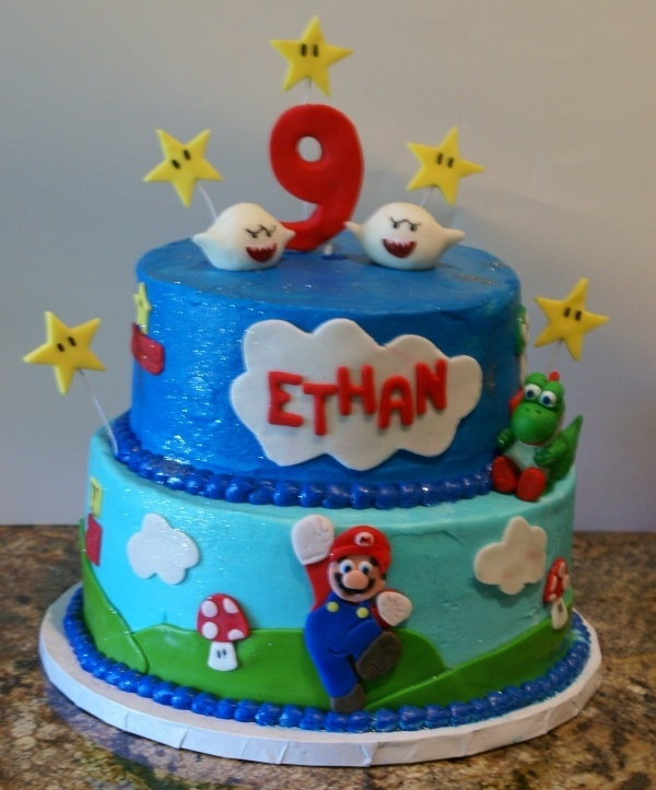 9 best Oreys cake ideas images on Pinterest Cake ideas Mario