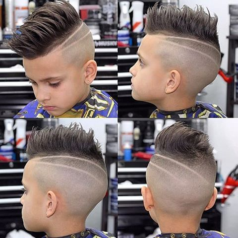 Cute HairStyle Kid ✂️ #Hairstyle #Kids