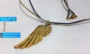 Collar Largo Referencia: c_lar3 Valor: $22.000 Para: Mujer Material: Oro Goldfield Cuidados: Evitar el contacto con perfumes. Limpiar únicamente con paño limpia Joyas
