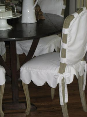 COTE DE TEXAS: Living With Dogs and Slipcovers