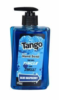 Tango Biting Hand Soap 350ml Blue Raspberry