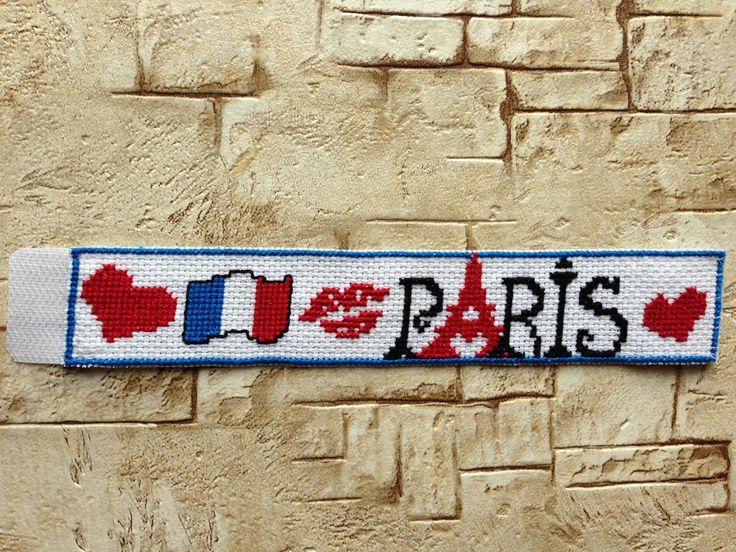 Franch bracelet Paris bracelet Franch flag France flag Paris
