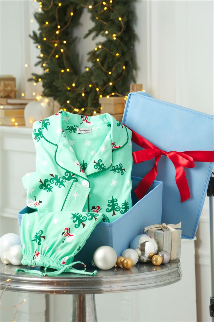 28 Best Christmas Pajama Party Images On Pinterest