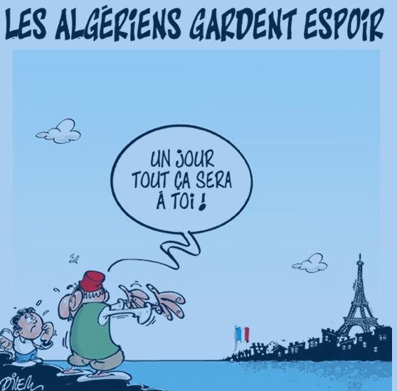 Que serait l'Algérie sans les bienfaits de la colonisation française ?