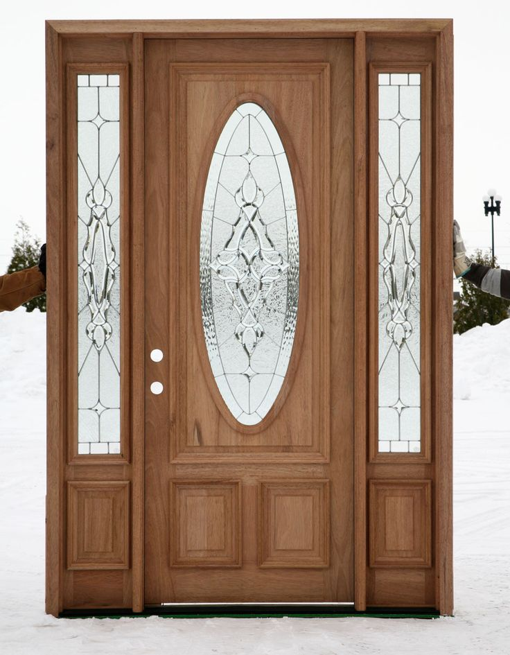 16 best single doors with sidelights images on pinterest for Front entry doors with sidelights