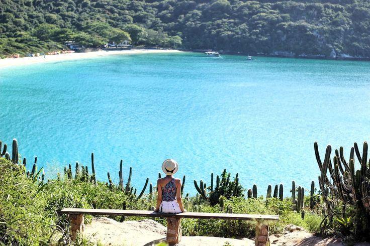 praia do forno - Arraial do Cabo - RJ - lifesthayle