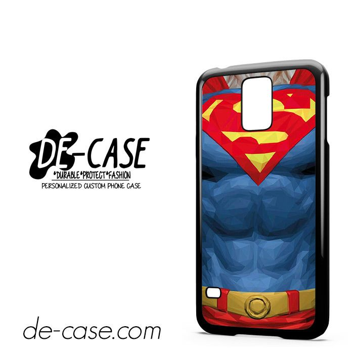 Superman Suit DEAL-10324 Samsung Phonecase Cover For Samsung Galaxy S5 / S5 Mini
