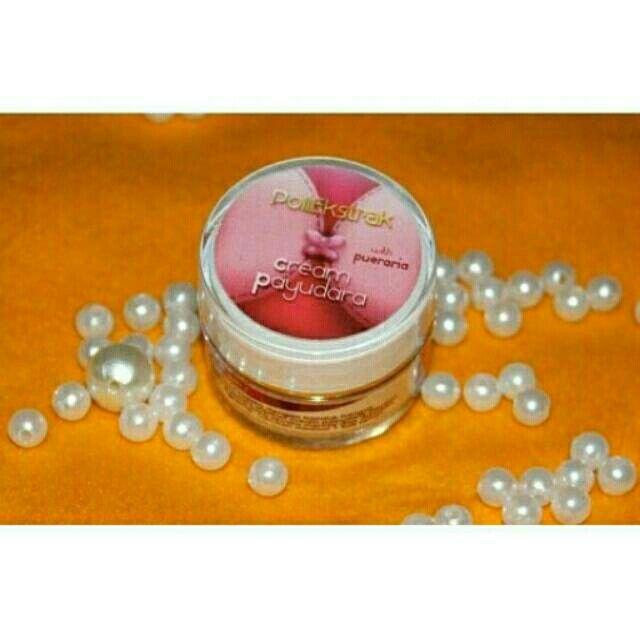 Saya menjual Cream Payudara Poliekstrak (Krim Poliekstrak) seharga Rp85.000. Ayo beli di Shopee! https://shopee.co.id/cosmetic_hq/45723204