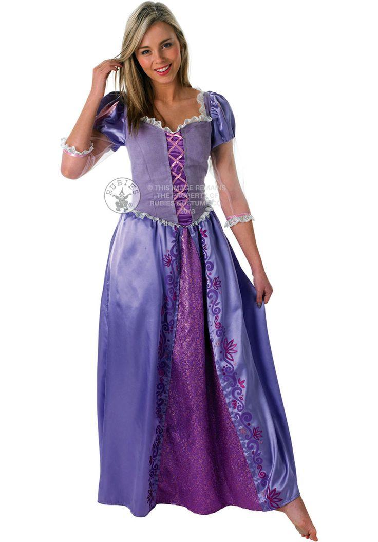 Adult Rapunzel Costume, Disney Fancy Dress - Disney & Cartoon Costumes at Escapade™ UK - Escapade Fancy Dress on Twitter: @Escapade_UK