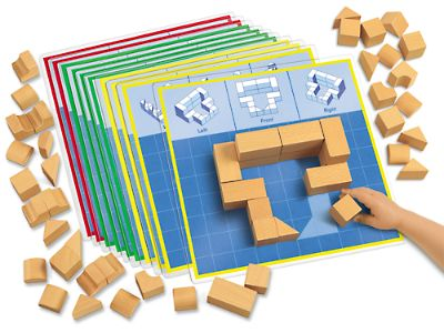 Blocks & Blueprints Learning Center at Lakeshore Learning