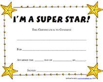 9 Best Kindergarten Achievement Certificate Images On