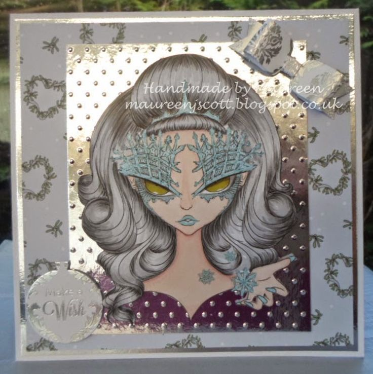 Handmade by Maureen - A Blog: The East Wind Snow Queen New Release