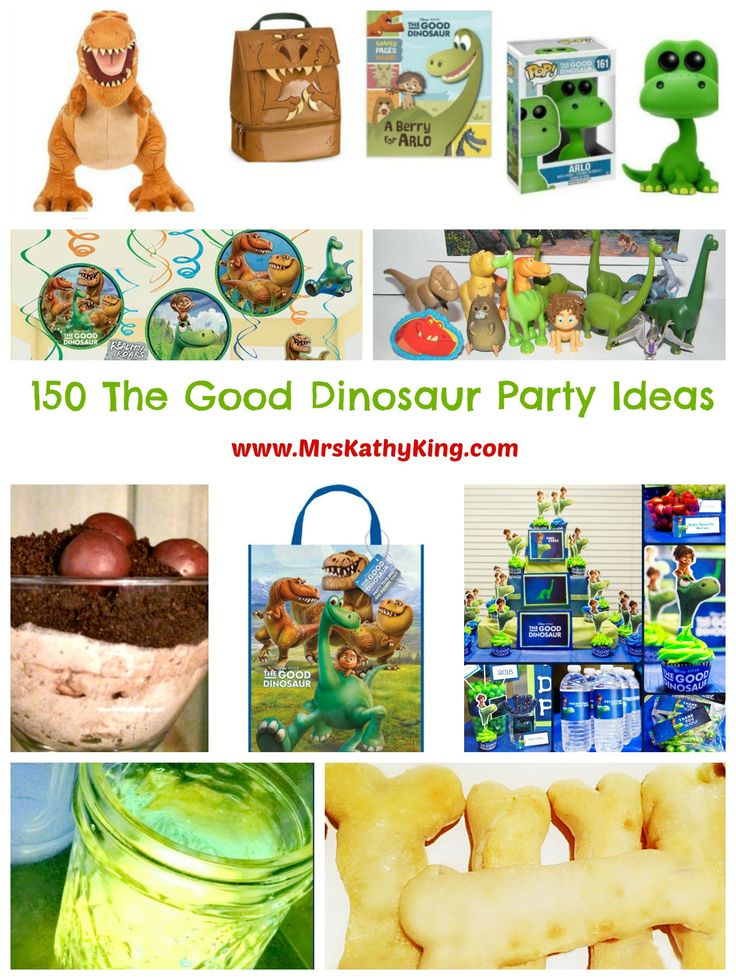 Looking for The Good Dinosaur Party Ideas? Here's 150 The Good Dinosaur Party…