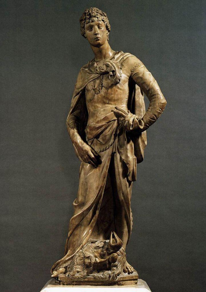 Il David di Donatello - ADO Analisi dell'opera