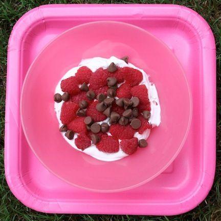 Divine Raspberry Chocolate Dessert