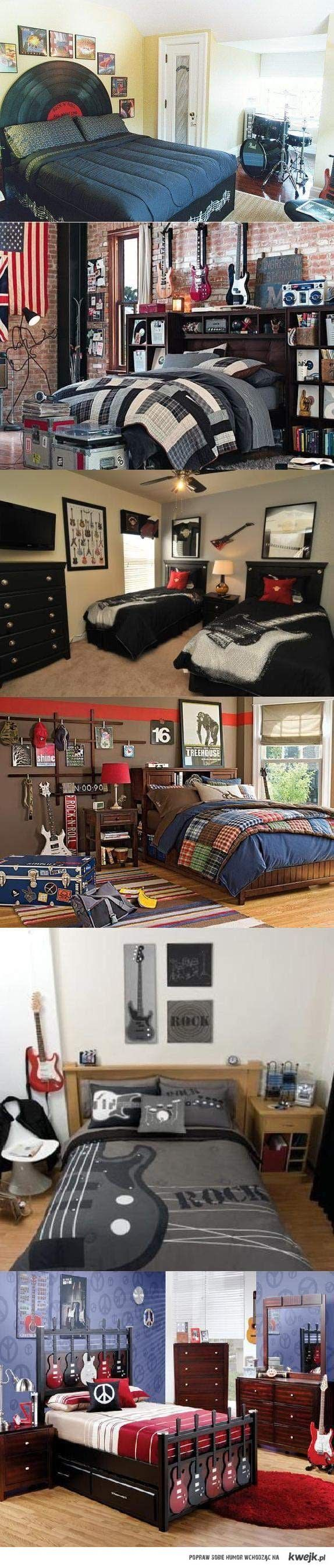 Kendall, Landon said he really really likes these beds!!!! And that is what he wants in his bedroom.