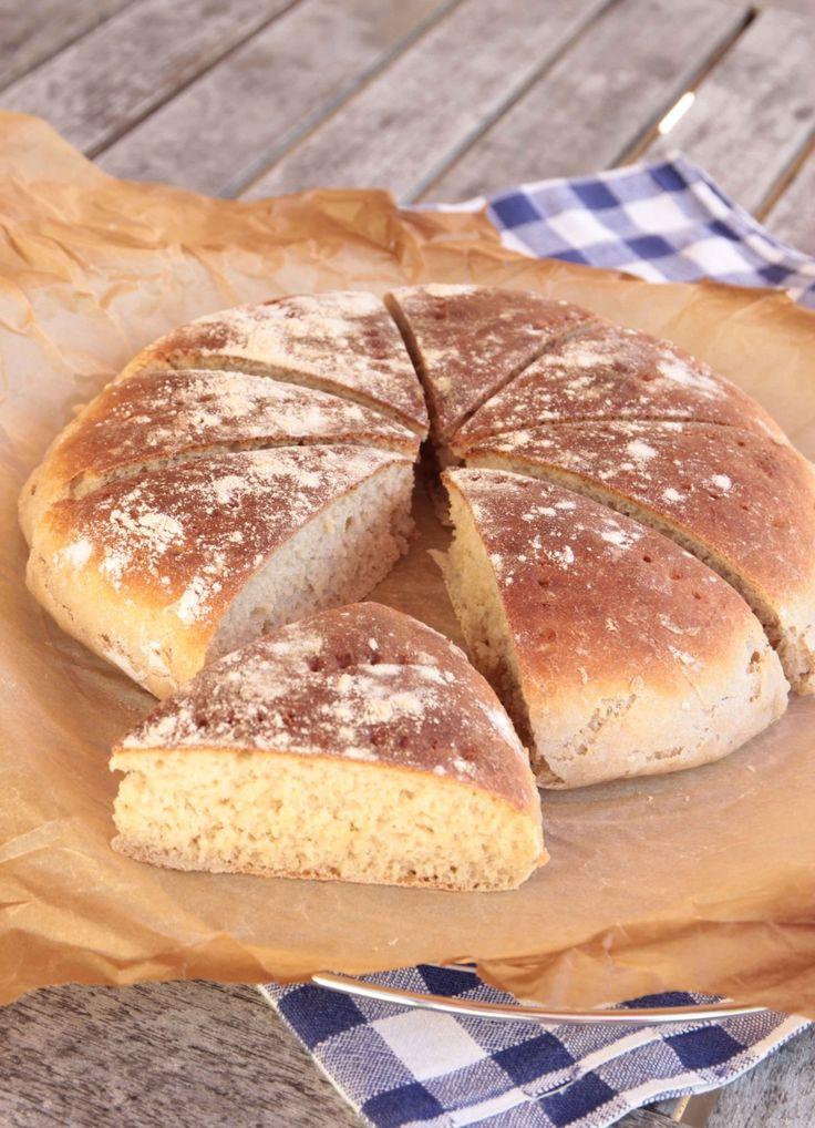 Enkla frukostbrödet i form   Tidningen Hembakat