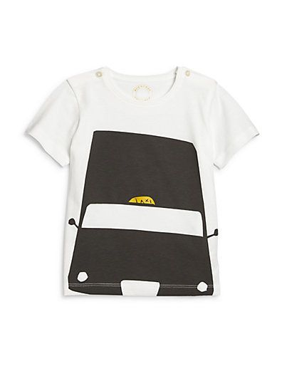 Burberry - Baby's London Taxi Graphic Tee