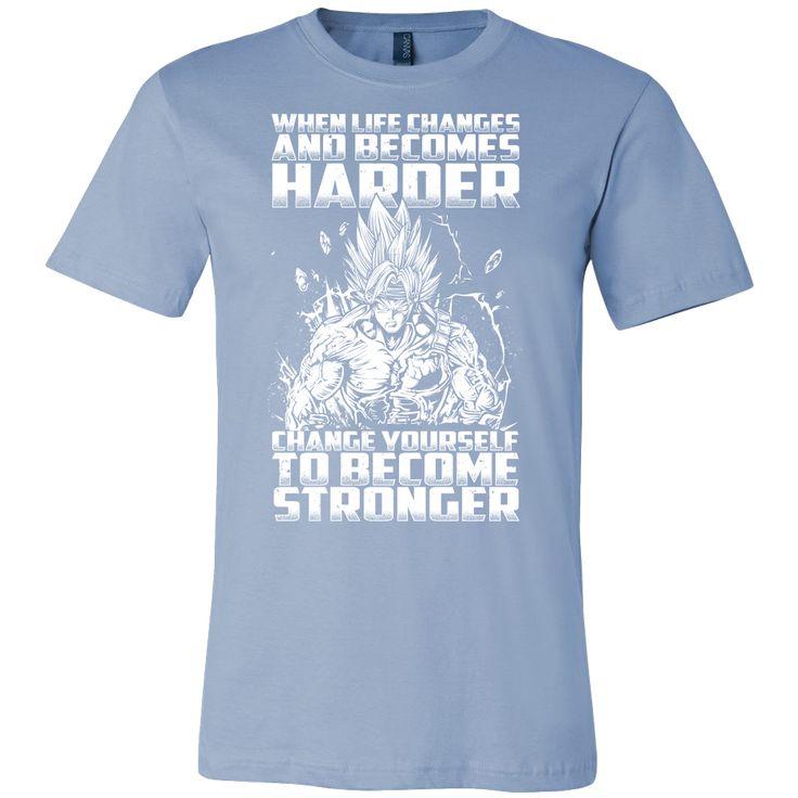 Super Saiyan Bardock become stronger Men Short Sleeve T Shirt - TL00475SS