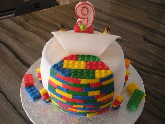 23+ Beautiful Photo of Ninjago Birthday Cake | Birthday Cake
