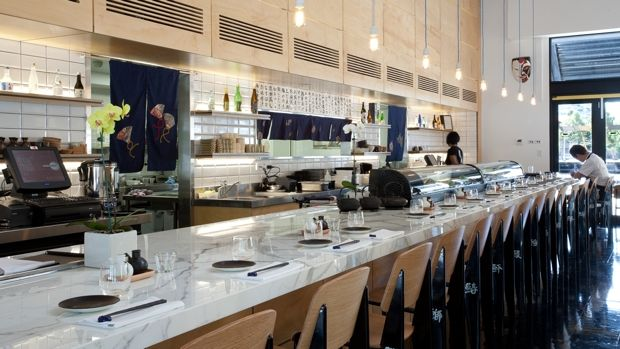 Waterside smorgasbord - Acclaimed restaurateur Paul Mathis opens two venues at South Wharf