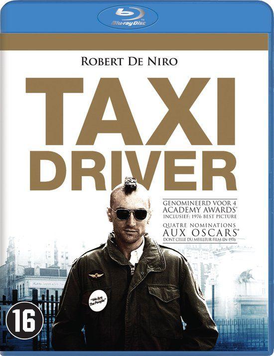 Taxi Driver (Robert De Niro), geregisseerd door Martin Scorsese