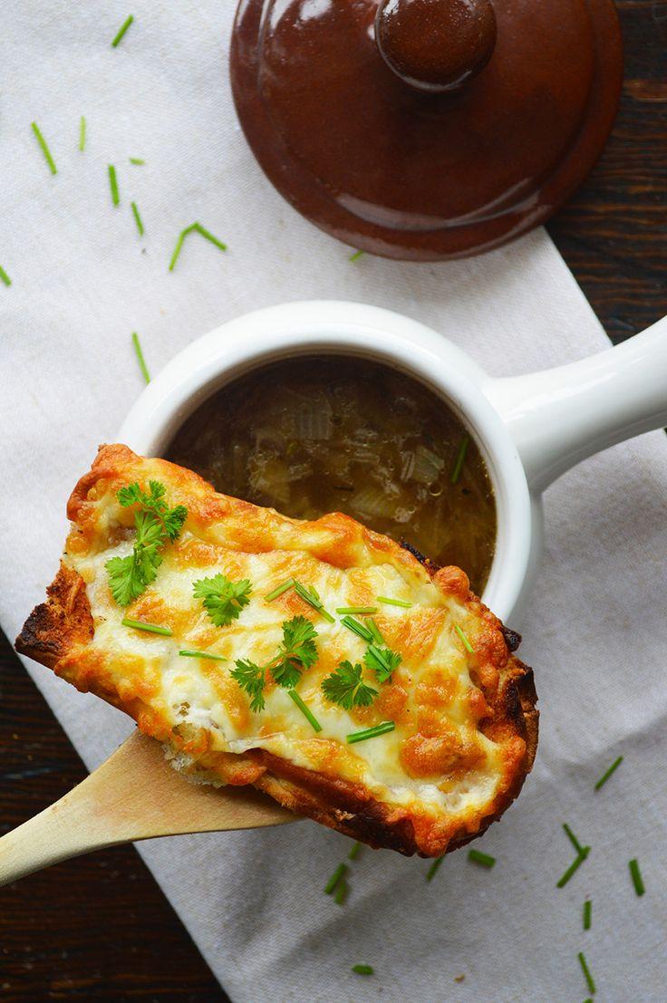 Soupe à l'oignon et à la bière | Les trois Chefs