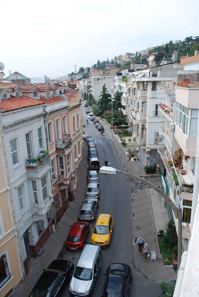 Arnavutköy-Kuruçeşme Caddesi
