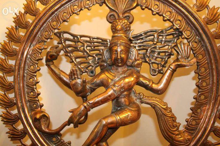 Posążek Nadaraja. Indie