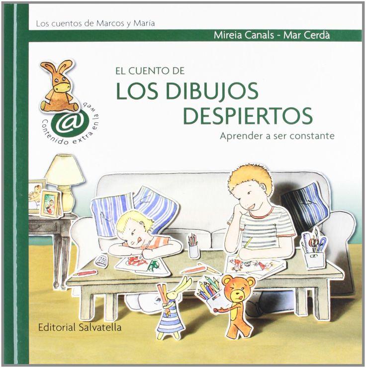 """""""El cuento de los dibujos despiertos"""" - Apego, Literatura y Materiales respetuosos"""