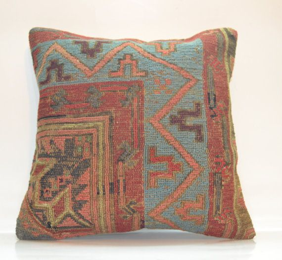 Hey, I found this really awesome Etsy listing at https://www.etsy.com/listing/178622780/shabby-chic-pillow-cover-kilim-cushion