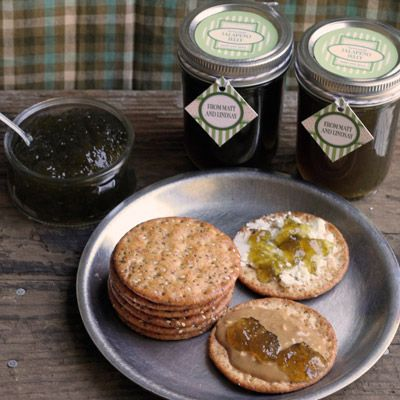 recipe: jalapeno pepper jelly recipe with powdered pectin [29]