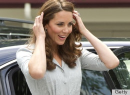 Kate Middleton suited up in a pale blue Jenny Packham frock on Thursday to give her first foreign speech during a visit she and the Duke of Cambridge made to Hospis Malaysia. The speech is only the second public speech for Catherine, who gave her first public oration in March, back in England at a children's hospice.