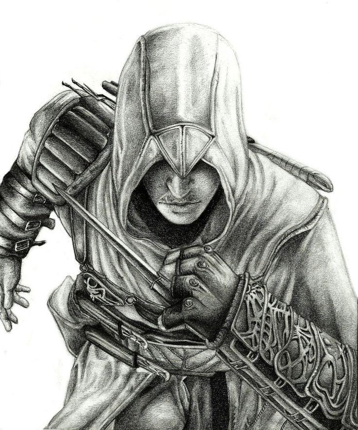 Art assassin s creed