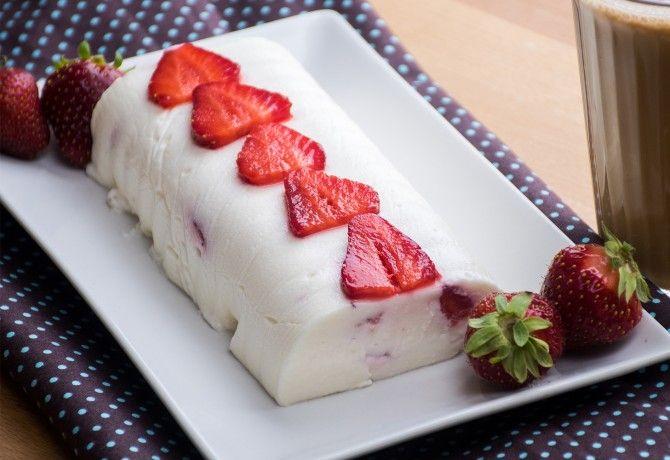 Joghurttorta (bármilyen gyümölccsel elkészíthető)