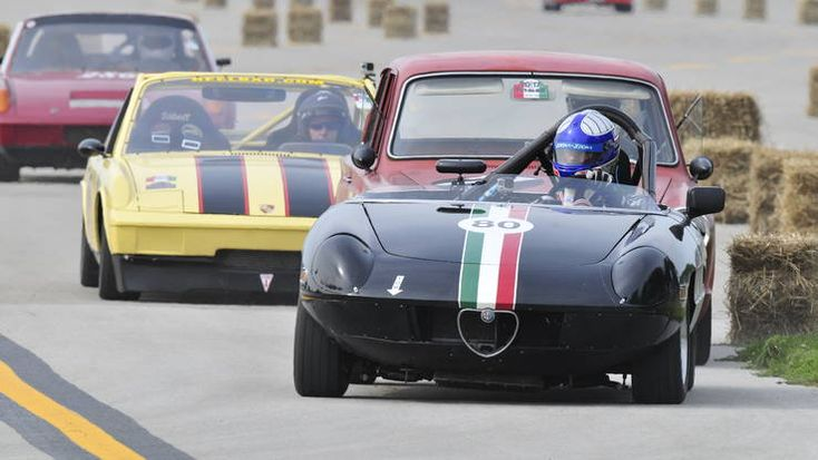 Then and now: The Put-in-Bay Road Races Reunion brings vintage sports cars to the middle of Lake Erie  Why go to South Bass Island? For the racing, of course  via Auto Week