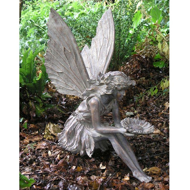 10 Best Garden Ornaments Angels Fairies Cherubs
