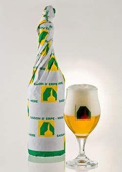 Saison d'Erpe-Mere, brouwerij De Glazen Toren 6.9% Cette bière tout simplement divine ! :D http://www.glazentoren.be/