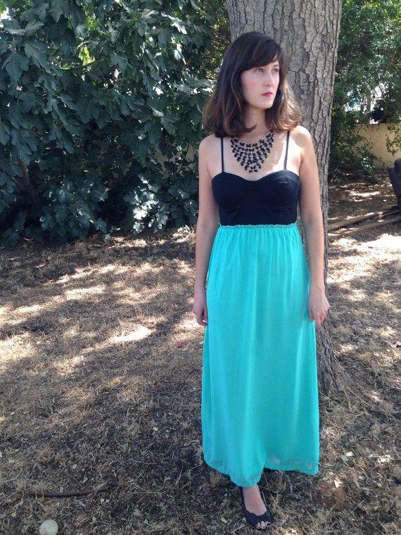SALEDress.Vintage Dress.Evening Dress.Women's by shpirulina