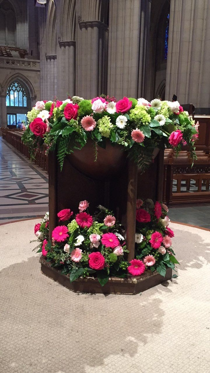 Easter 2017 Mid Nave Font