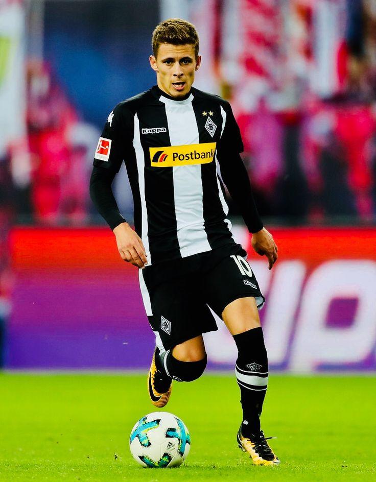 Thorgan Hazard (Borussia Mönchengladbach) [Belgium]