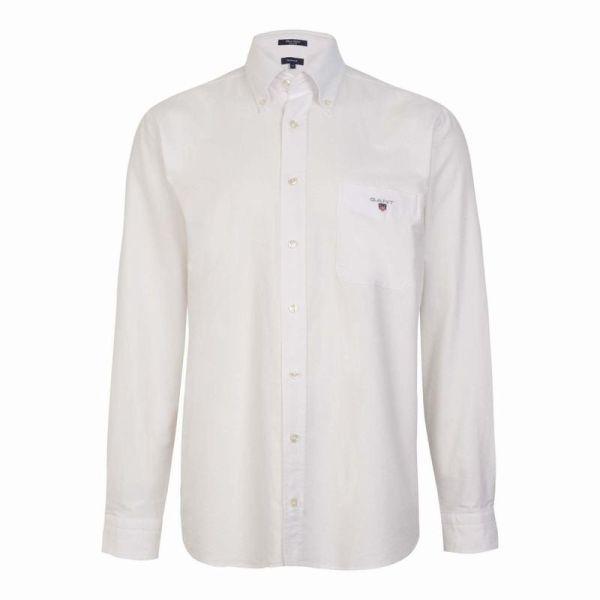 Gant Classic Men's Oxford White Shirt