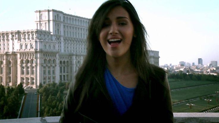 Alina Eremia - Impossible (cover) in Pariu cu viata
