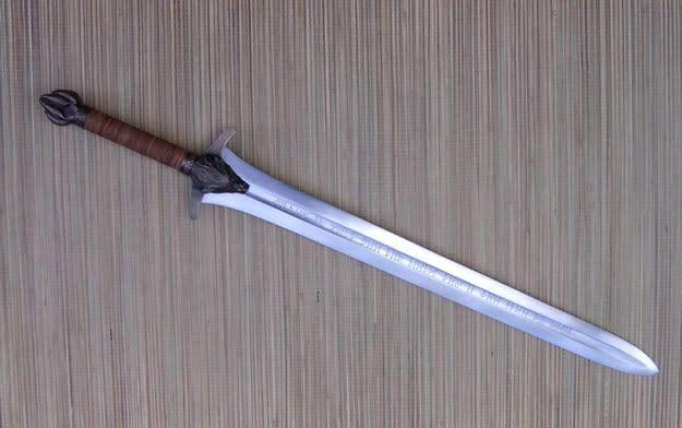 Pin von William Grimes auf Swords/Daggers | Schwert ... |Fantasy Bastard Sword