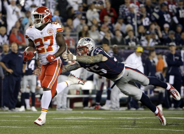 NFL Kickoff Game Ratings Take A Hit From 2016 As Patriots Lose To Chiefs
