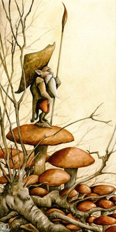 On Guard - The Fantasy Art of Marc Potts