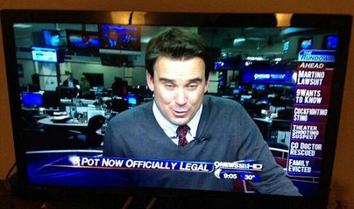 13 Pics That Prove TV News Can No Longer Be Trusted