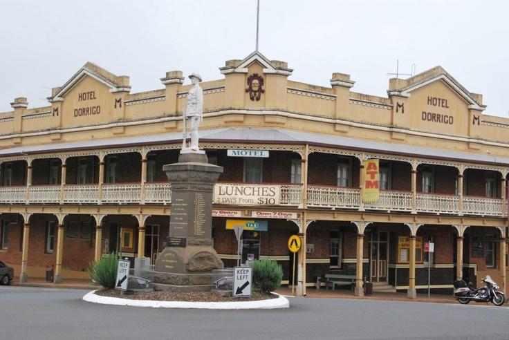 Heritage Hotel Dorrigo NSW