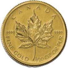 Gouden Munten Kopen kan bij Dutch Bullion. Zo hebben wij de Maple Leaf 1/20 troy ounce 2012 in ons assortiment. Voor ons gehele assortiment kunt u hier kijken: https://www.dutchbullion.nl/Goud-Kopen/Gouden-munten/